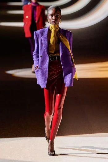 Color block - YSL