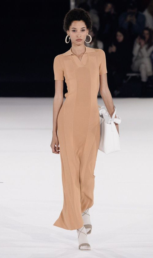 Slinky dress - Jacquemus