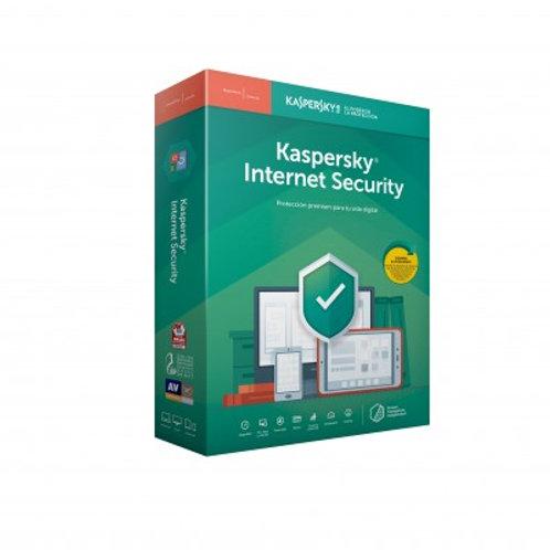 Antivirus Kasperky Internet Security Personal