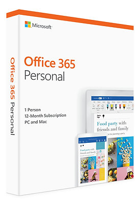 Office 365 Personal anual