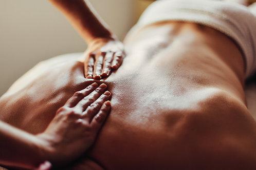 Full Body Massage Relaxation