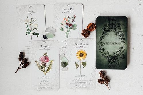 Botanical Witchery Cards