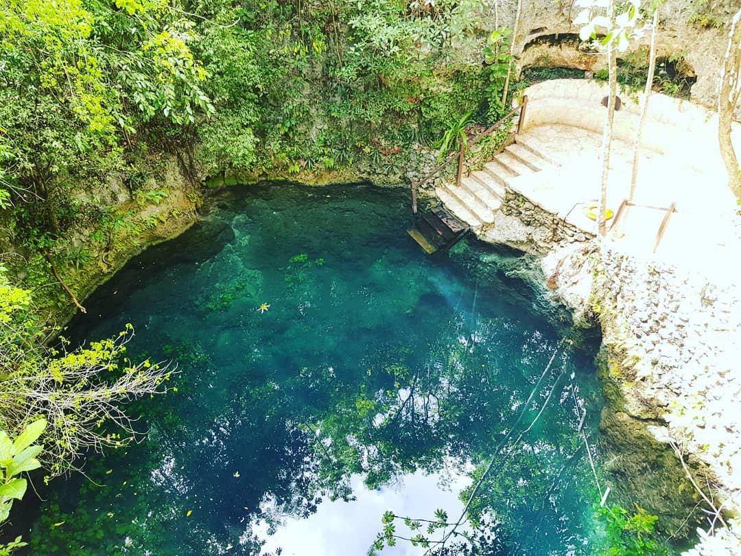 2 Tank Cenote Scuba Dive