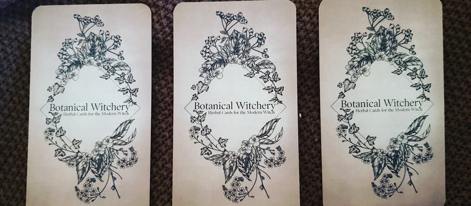 Pick a Card Free Tarot Reading - Botanical Witchery