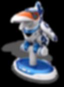 Tekno Toucan, the most entertaining, joke cracking robot bird you'll ever meet