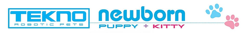 tekno newborn puppy instructions