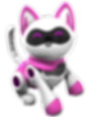 Tekno Kitty, the purr-fect interactive robotic kitty friend