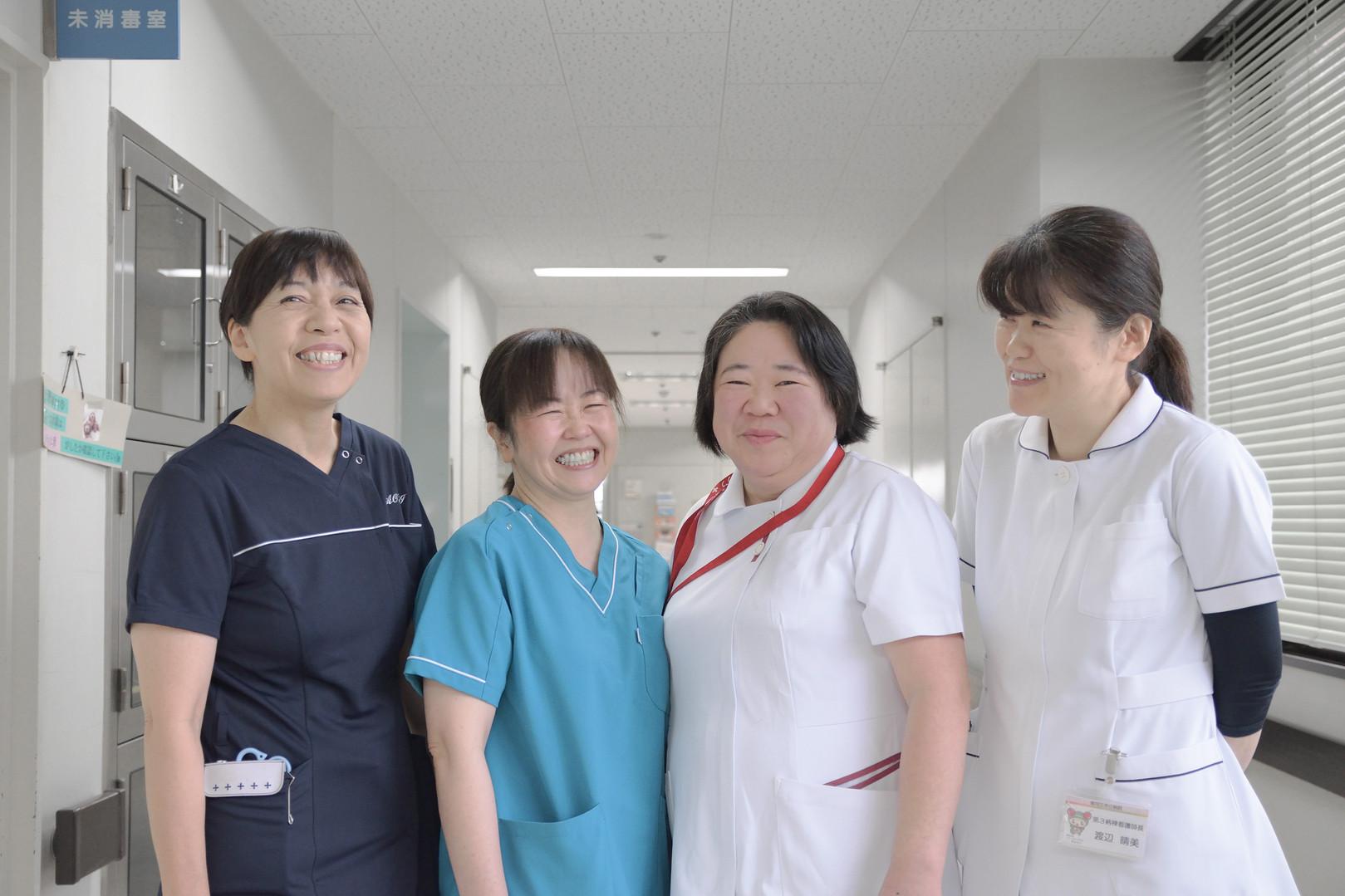Nurse heads