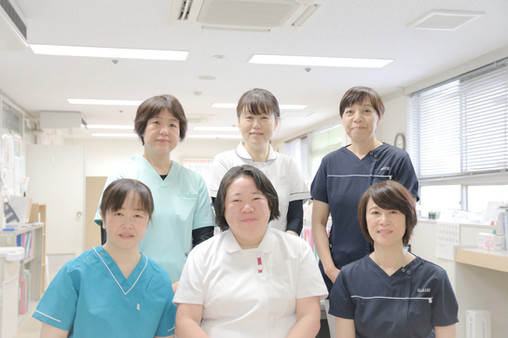 看護師長室の様子
