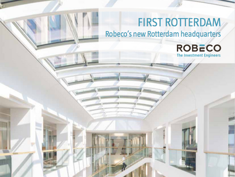 FIRST Rotterdam (EN)