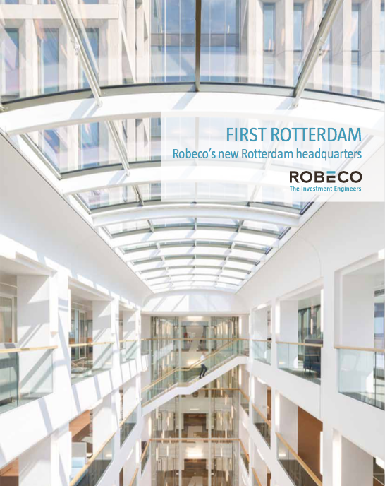 BOOKLET FIRST ROTTERDAM