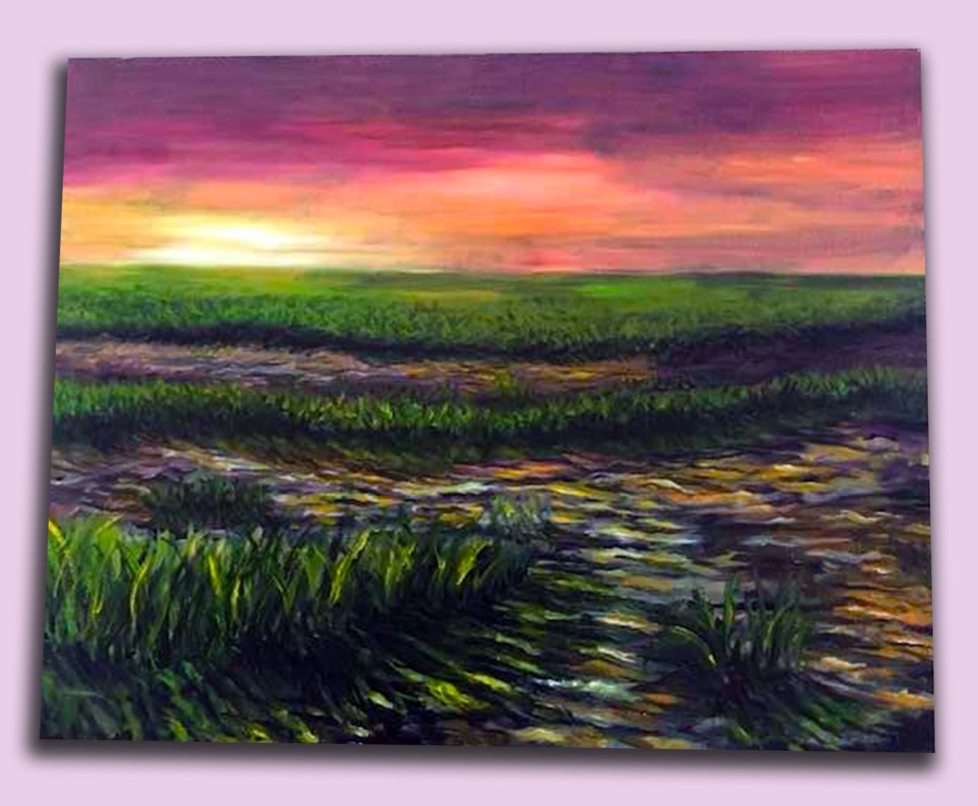 Marsh Field