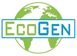 EcoGen logo industrial cleaning products