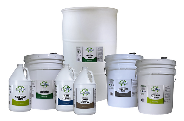 EcoGen Commercial Cleaning Products