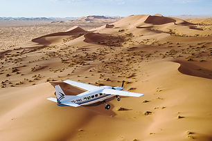 Namibian-flying-safari