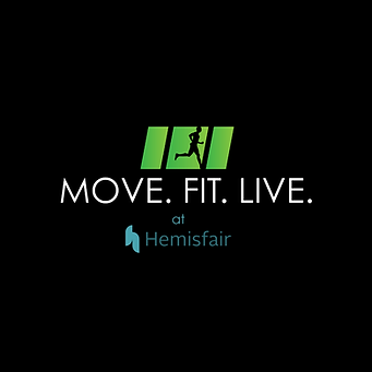 Move.Fit.Live. Hemisfair