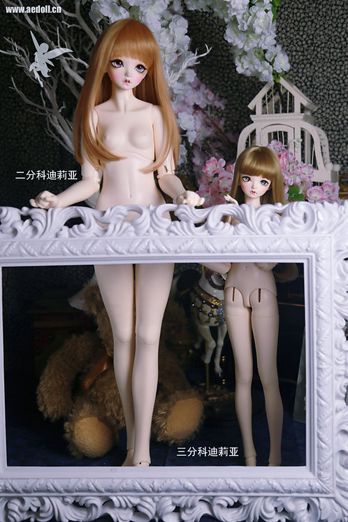 1/2 78cm Girl Body(AE-F-78)