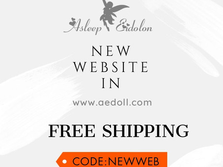 New website New domain New Membership system Free shipping
