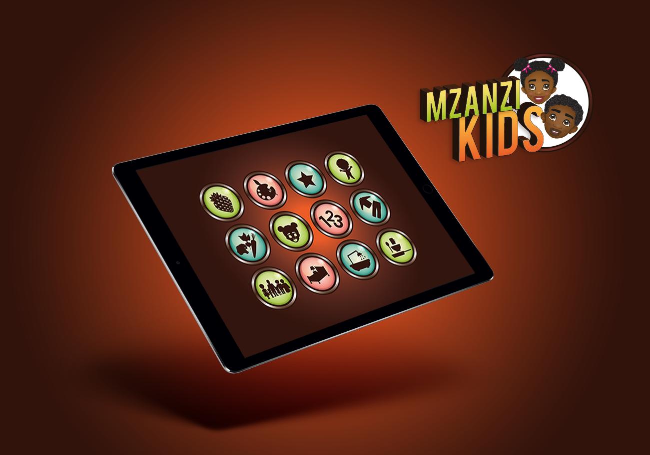 Learning languages   Mzanzi Kids App