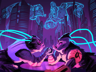 ILLUSTRATIONS - THE FERMI PARADOX GAME