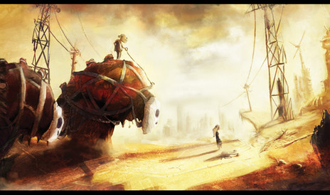 CONCEPT ART AND ILLUSTRATIONS