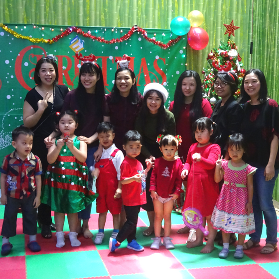 A Jolly Christmas Event at Emmerich Preschool