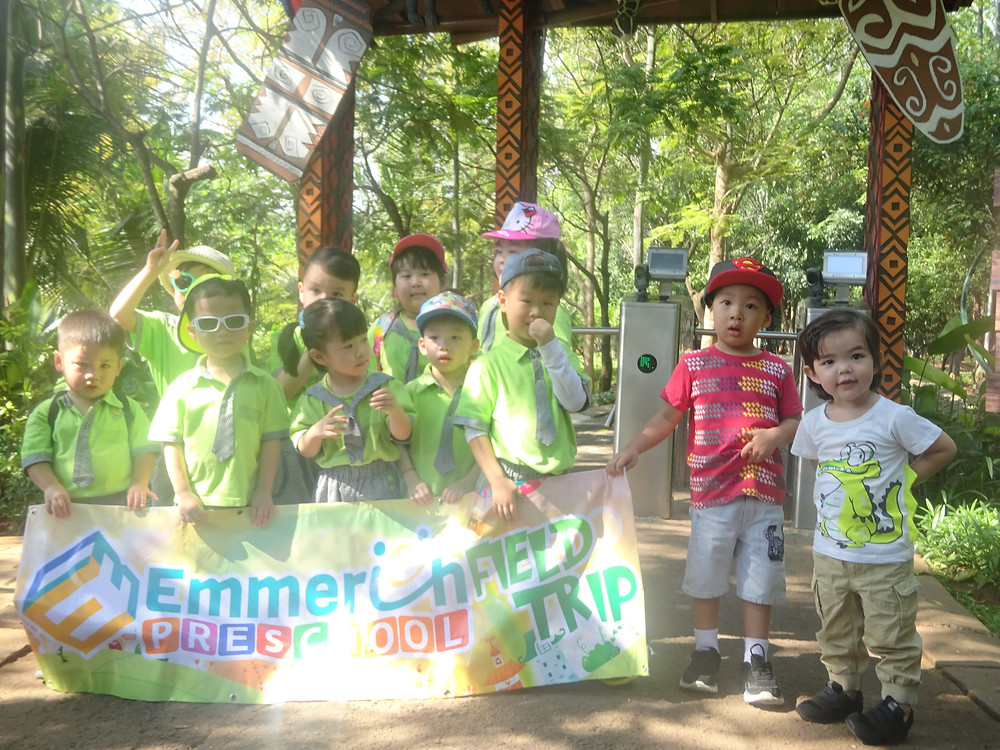 Emmerich Preschool Field Trip 2018
