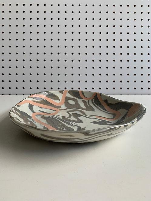agateware plate 003