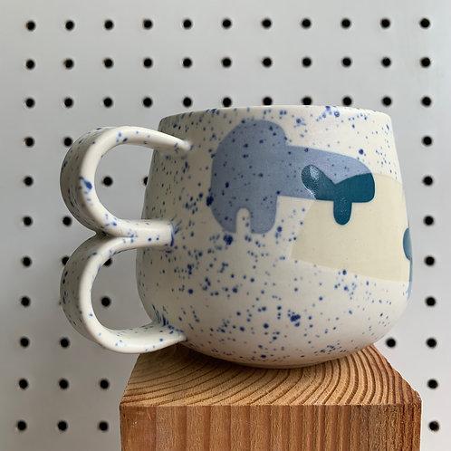 Knuckle Mug