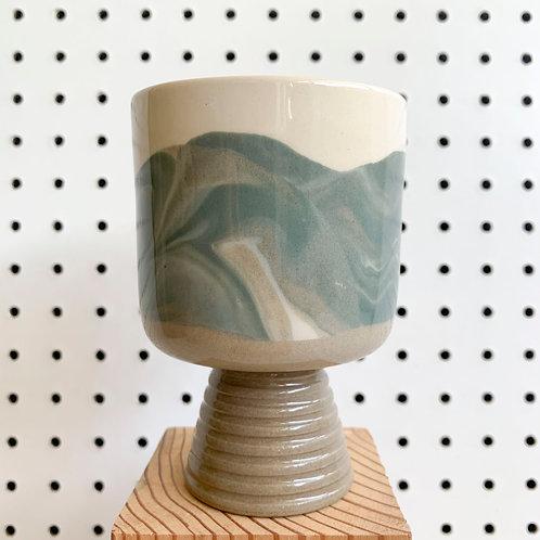 Marble Goblet