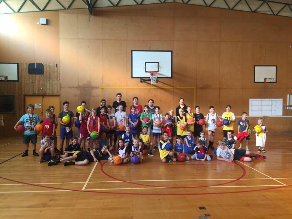 Holiday Basketball Training Camp