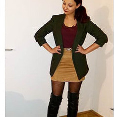 The Very Beginning of My Love for Over The Knee Thigh Boots 😊
