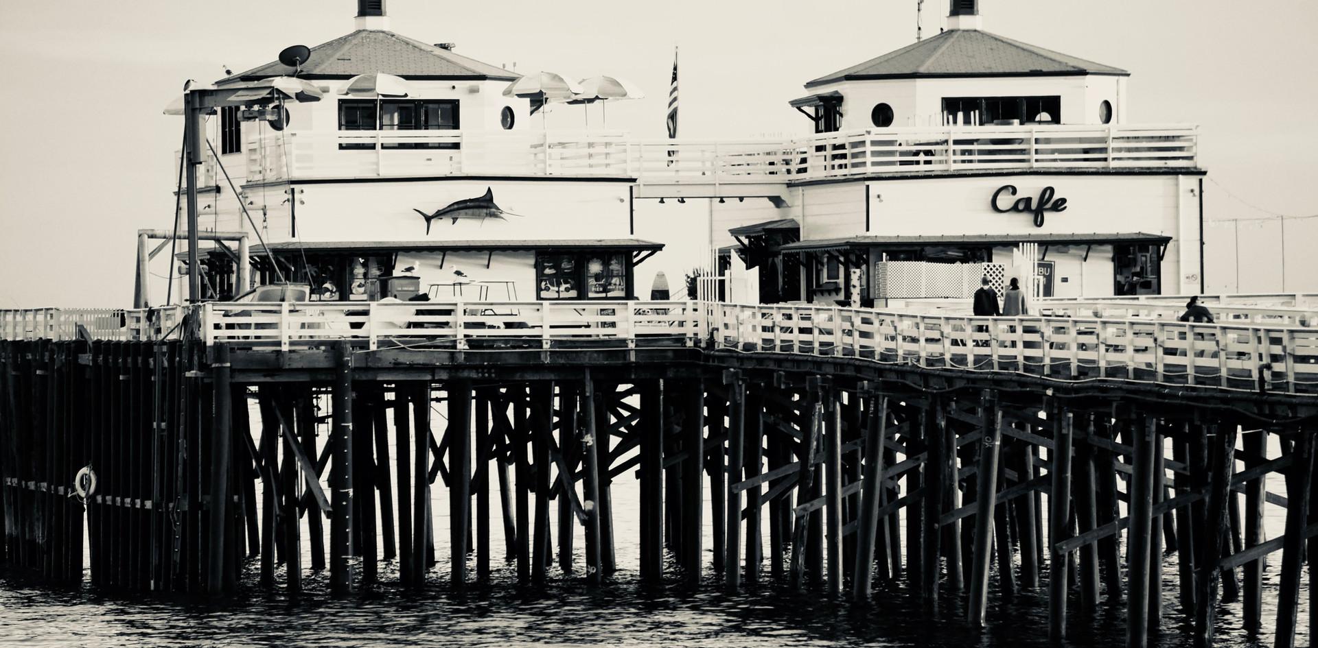 B&W Malibu Pier.jpg
