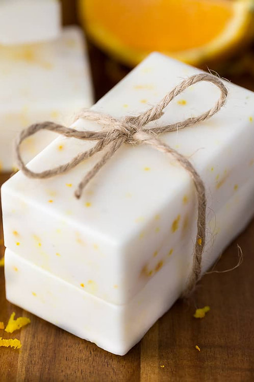 4 oz. Orange Creamsicle Soap