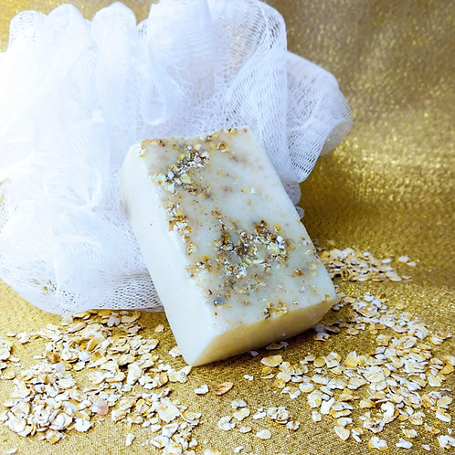 4 oz. Oatmeal Honey Bar Soap