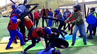 14 мая прошли Дружеские Манёвры в Республике Татарстан.