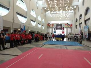 4-ый Открытый Чемпионат Европы по СМБ 2018