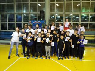 26 ноября прошел открытый Чемпионат по Современному мечевому бою в г. Нижнекамск