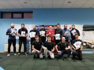 Семинар #74 по СМБ для инструкторов и судей в Грозном