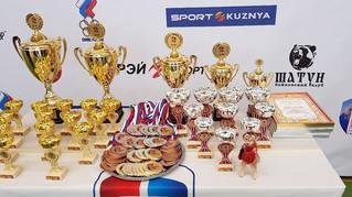 7-ой Чемпионат и Первенство России по Современному Мечевому Бою 2019