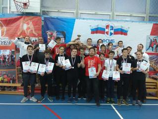 4-й Международный Кубок ФСМБ по Командным боям 5 на 5 по Современному Мечевому Бою