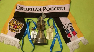 Поздравляем президента нашей федерации Марию Давыдову с победой на «Битве Наций»