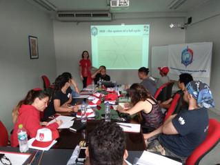 11-й Международный Семинар для инструкторов и судей по СМБ в Лиме (Перу)