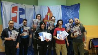 Успешно прошёл очередной Аттестационный семинар по СМБ для инструкторов 1-й ступени!
