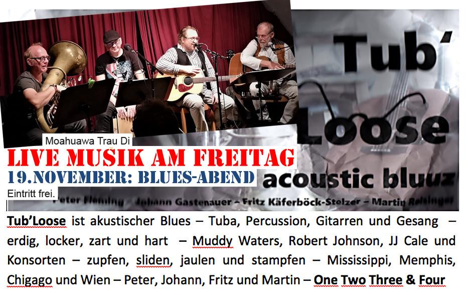 19. November LIVE Musik