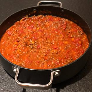 Meaty Bolognese