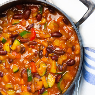 Easy Veg Chilli