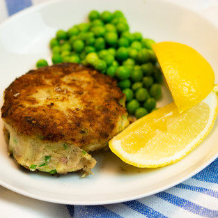 EASY FISH PATTIES