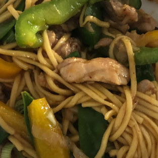 Fakeaway: Stir-fry Noodles