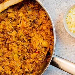 Mincey Rice Pot